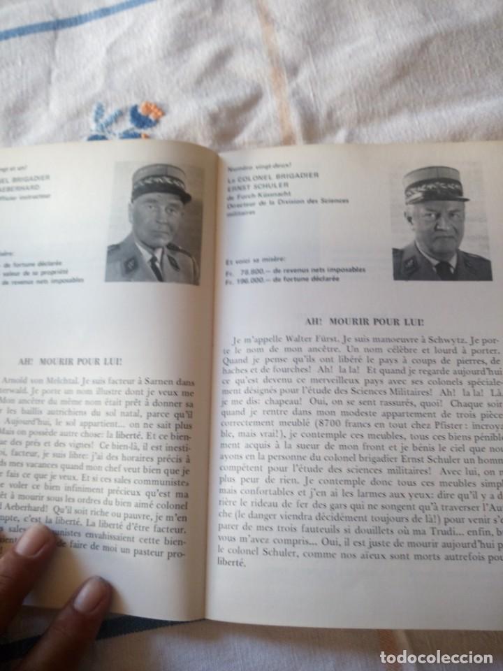 Libros de segunda mano: le petit livre vert-de gris narcisse rené praz,1973 en frances - Foto 10 - 209874970