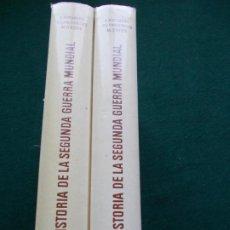 Libros de segunda mano: HISTORIA DE LA SEGUNDA GUERRA MUNDIAL A. ROTHBERG. Lote 211271485