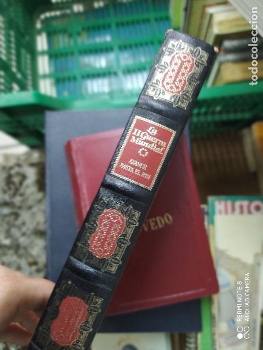 LA SEGUNDA GUERRA MUNDIAL, AVANCE HASTA EL RHIN, CLAUDE BERTIN. L.7539-857 (Libros de Segunda Mano - Historia - Segunda Guerra Mundial)