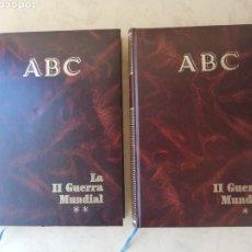 Libros de segunda mano: LA SEGUNDA GUERRA MUNDIAL - ED. ABC-- COMPLETA Y ORIGINAL. Lote 211639830