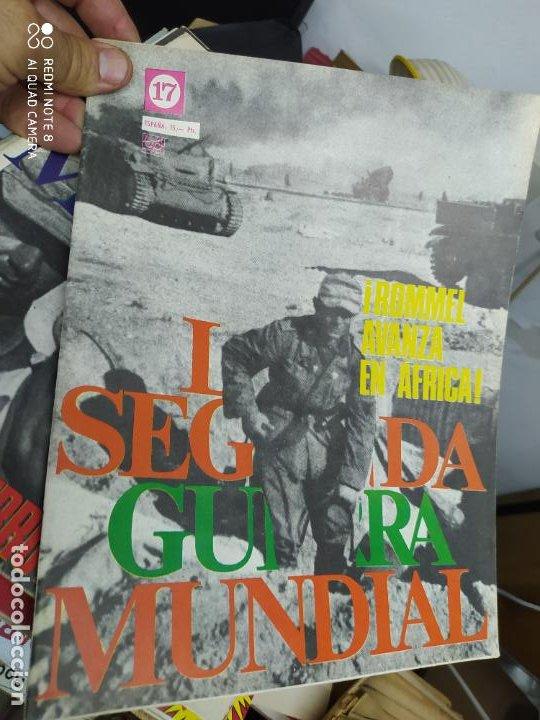 LA SEGUNDA GUERRA MUNDIAL Nº 17. REV-123 (Libros de Segunda Mano - Historia - Segunda Guerra Mundial)