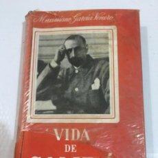Libros de segunda mano: VIDA DE CAMBO MAXIMILIANO GARCÍA VENERO. Lote 213490621