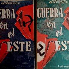 Libros de segunda mano: COLECCION ÁGORA-MORATA EDITOR, MADRID 1ª EDICION 1945 TOMO I-229 PAGINAS TOMO II-214 PAGINAS. Lote 213545808
