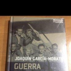 Libros de segunda mano: MEMORIAS DE GUERRA. GUERRA EN EL AIRE (NUEVO). Lote 213858286