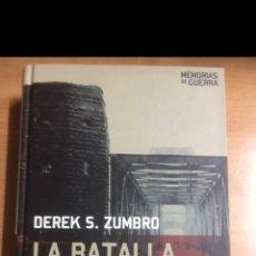 Libros de segunda mano: MEMORIAS DE GUERRA. LA BATALLA DE RUHR. Lote 213858411