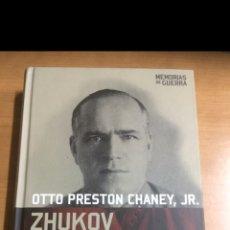 Libros de segunda mano: MEMORIAS DE GUERRA. ZHKVOV. Lote 213859537