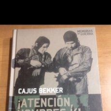 Libros de segunda mano: MEMORIAS DE GUERRA. ATENCIÓN HOMBRES K. Lote 213882306
