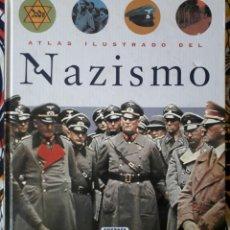 Libros de segunda mano: ALESSANDRA MINERBI . ATLAS ILUSTRADO DEL NAZISMO. Lote 213902291