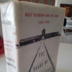 Libros de segunda mano: THE YEARS OF EXTERMINATION: NAZI GERMANY AND THE JEWS, 1939-1945: VOL 2 DE SAUL FRIEDLANDER. Lote 215695826