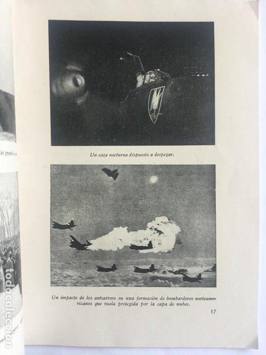 Libros de segunda mano: La batalla por berlin 1944 - The sphere - Profusamente ilustrada - 47p. 21x15cm - Foto 2 - 217372966