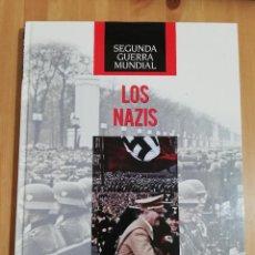 Libros de segunda mano: LOS NAZIS. SEGUNDA GUERRA MUNDIAL (ROBERT EDWIN HERZSTEIN). Lote 218120931