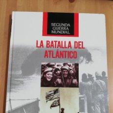 Libros de segunda mano: LA BATALLA DEL ATLÁNTICO. SEGUNDA GUERRA MUNDIAL (BARRIE PITT). Lote 218121607