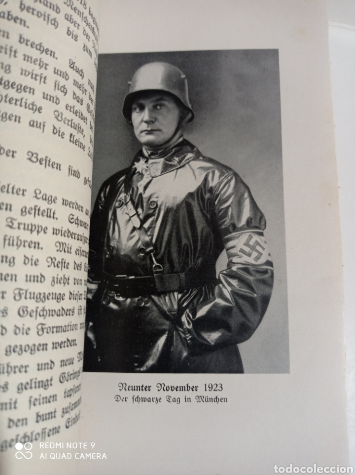 Libros de segunda mano: Hermann Göring lote RARO! Luftwaffe Alemania nazi Wehrmacht esvástica Adolf Hitler WWII - Foto 2 - 218846386