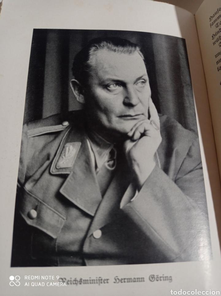 Libros de segunda mano: Hermann Göring lote RARO! Luftwaffe Alemania nazi Wehrmacht esvástica Adolf Hitler WWII - Foto 3 - 218846386