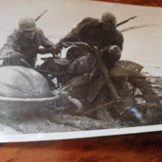 Libros de segunda mano: FOTOGRAFÍA PRENSA SOLDADOS ALEMANES II GUERRA MUNDIAL 1944. Lote 219179836