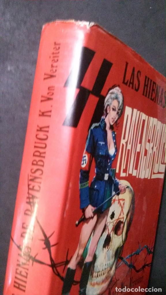 Libros de segunda mano: LAS HIENAS DE RAVENSBRUCK-KARL VON VEREITER - Foto 2 - 220261900