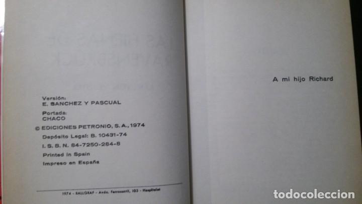 Libros de segunda mano: LAS HIENAS DE RAVENSBRUCK-KARL VON VEREITER - Foto 4 - 220261900