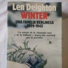 Livres d'occasion: UNA FAMILIA BERLINESA. Lote 221439571