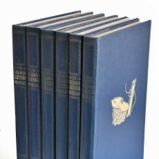 Libros de segunda mano: ASÍ FUE LA SEGUNDA GUERRA MUNDIAL. 6 TOMOS. COMPLETA. Lote 221582918