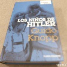 Libros de segunda mano: II GUERRA MUNDIAL.....LOS NIÑOS DE HITLER....2006.... Lote 221943616