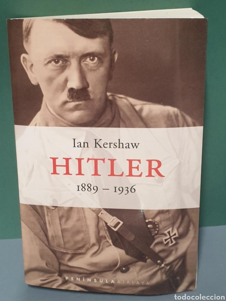 IAN KERSHAW HITLER 1889 - 1936 EDITORIAL PENÍNSULA ATALAYA (Libros de Segunda Mano - Historia - Segunda Guerra Mundial)