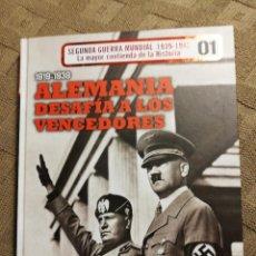 Libros de segunda mano: SEGUNDA GUERRA MUNDIAL. 1939-1945. ALEMANIA DESAFIA A LOS VENCEDORES. 90N. 1. Lote 222165658