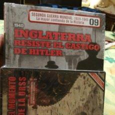 Libros de segunda mano: INGLATERRA RESISTE EL CASTIGO DE HITLER. Lote 222166186