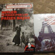 Libros de segunda mano: SEGUNDA GUERRA MUNDIAL. 1939-1945. HITLER SE PASEA POR PAISES BAJOS. N. 5. Lote 222166821