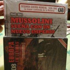 Libros de segunda mano: MUSSOLINI SUEÑA CON UN NUEVO IMPERIO. Lote 222166836