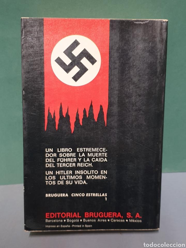 Libros de segunda mano: El bunker editorial bruguera Primera edición 1976 - Foto 2 - 223651680
