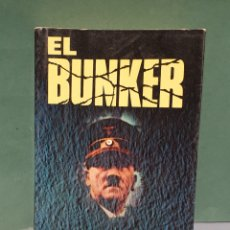 Libros de segunda mano: EL BUNKER EDITORIAL BRUGUERA PRIMERA EDICIÓN 1976. Lote 223651680