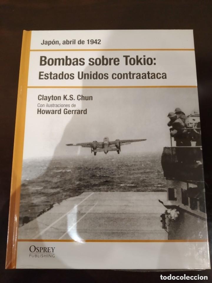 Libros de segunda mano: 4 TOMOS BIBLIOTECA OSPREY SEGUNDA GUERRA MUNDIAL -2008- PERFECTOS - Foto 4 - 224046046