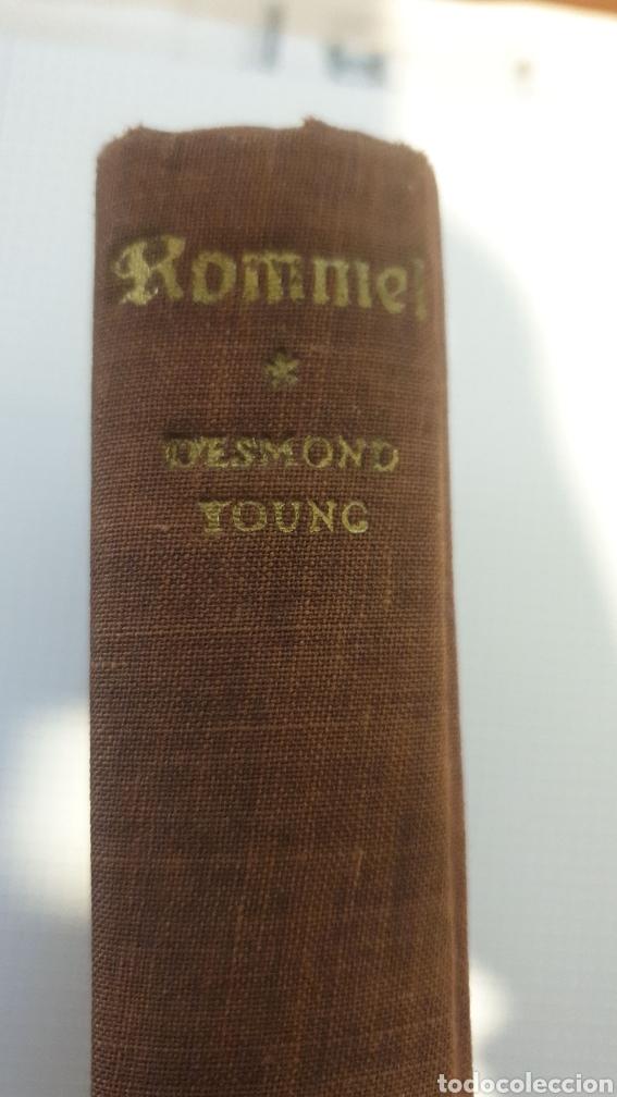 Libros de segunda mano: DESMOND YOUNG. ROMMEL. EDICIONES ARIEL 1952. - Foto 2 - 224619583