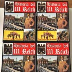 Libros de segunda mano: HISTORIA DEL III REICH (DAS REICH) 4 VOLÚMENES. VV.AA.. EDIT NOGUER. MAGNÍFICAS FOTOGRAFÍAS.. Lote 224928516