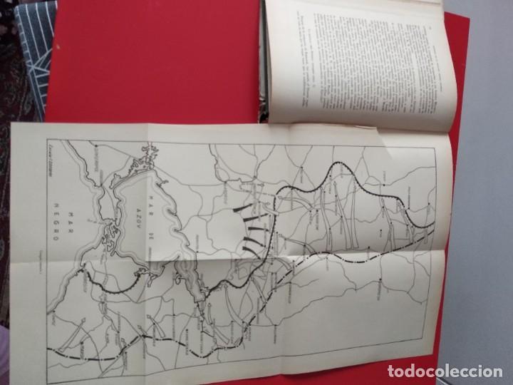 Libros de segunda mano: LA CAMPAÑA DE RUSIA Historia de la segunda guerra mundial - Foto 5 - 227039435