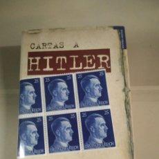 Libros de segunda mano: CARTAS A HITLER - HENRIK EBERLE. TEMPUS. Lote 230123860