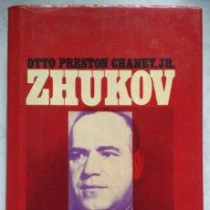 Libros de segunda mano: ZHUKOV. OTTO PRESTON CHANEY, JR. Lote 230971215