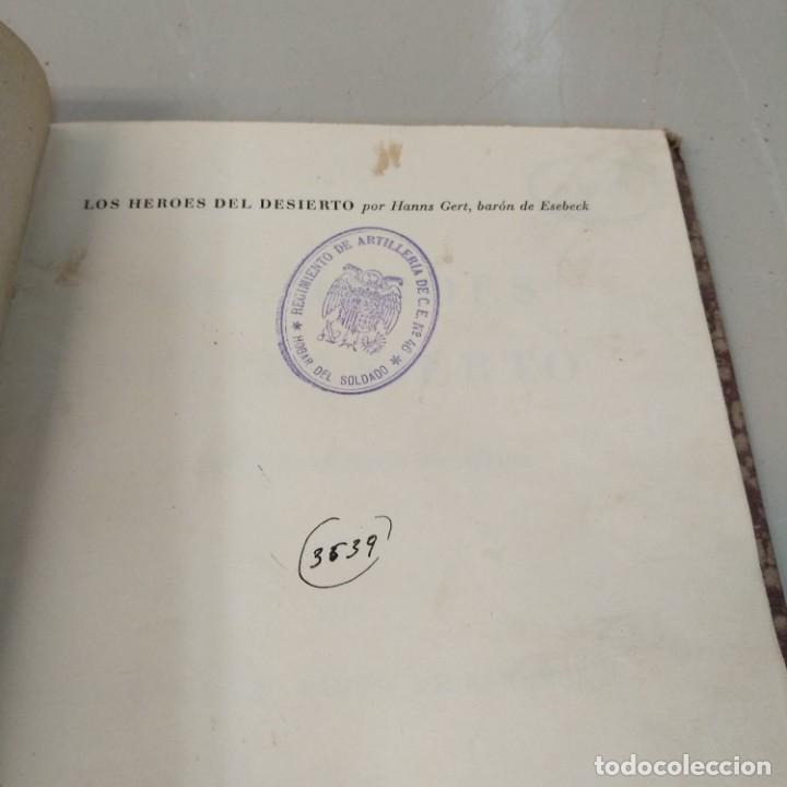 Libros de segunda mano: LIBRO AFRIKA KORPS - Foto 3 - 231518965