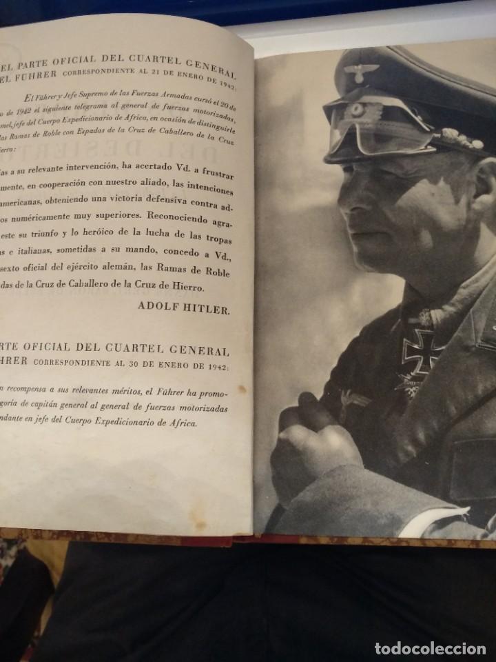 LIBRO AFRIKA KORPS (Libros de Segunda Mano - Historia - Segunda Guerra Mundial)