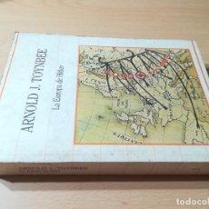 Libros de segunda mano: LA EUROPA DE HITLER / ARNOLD J TOYNBEE / / ZESQ502. Lote 232062715