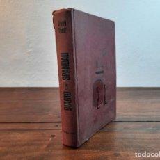 Libros de segunda mano: DIARIO DE SPANDAU - ALBERT SPEER - PLAZA & JANES, 1976, 1ª EDICION, BARCELONA. Lote 236317425