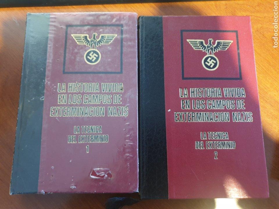 LA HISTORIA VIVIDA EN LOS CAMPOS DE CONCENTRACIÓN NAZIS. FÜRHER NAZI (Libros de Segunda Mano - Historia - Segunda Guerra Mundial)