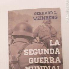 Libros de segunda mano: LA SEGUNDA GUERRA MUNDIAL- UNA HISTORIA ESENCIAL- CRITICA - 200PAG. Lote 237024005