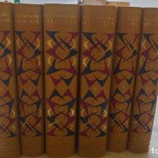 Libros de segunda mano: PRPM 32 OFERTA 6 TOMOS MEMORIAS SEGUNDA GUERRA MUNDIAL. W. CHURCHILL. Lote 237770670