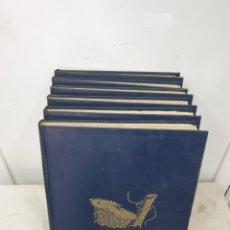 Libros de segunda mano: ASÍ FUE LA II GUERRA MUNDIAL , 6 TOMOS. Lote 238563170