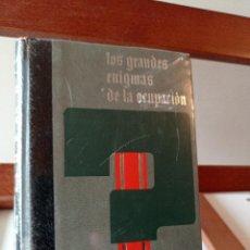 Libros de segunda mano: LOS GRANDES ENIGMAS DE LA OCUPACIÓN. TOMO 2 - ENVÍO CERTIFICADO 4,99.. Lote 240172780