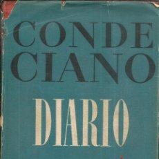 Libros de segunda mano: DIARIO. PUBLICADO EN 1946 - CONDE CIANO. Lote 240495605