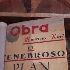 """Libros de segunda mano: REVISTA INTERNACIONAL """"OBRA"""" DE 1.946. Lote 240897265"""