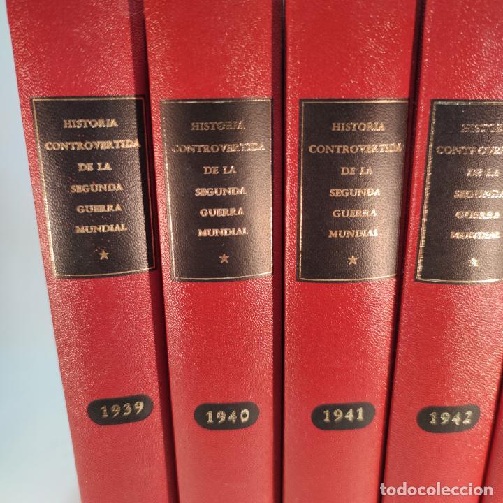 Libros de segunda mano: Historia controvertida de la segunda guerra mundial. Jaspard Polus. Ediciones Rialp. 1967. - Foto 2 - 243437425