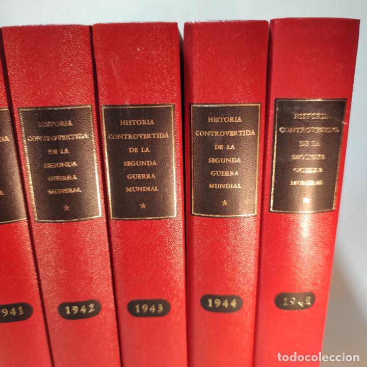 Libros de segunda mano: Historia controvertida de la segunda guerra mundial. Jaspard Polus. Ediciones Rialp. 1967. - Foto 3 - 243437425